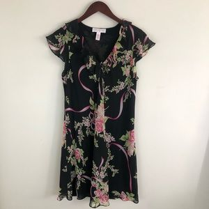 Oscar De La Renta Pink Label floral nightgown